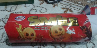 Biscuits Smile Kif Chocolat (190G) - Produit - fr