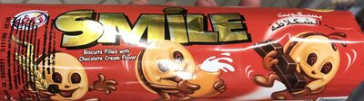 Biscuits Smile Kif Chocolat (190G) - Product - fr