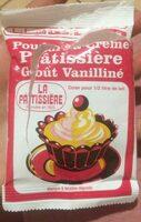 Poudre à crème patissière gout vanilliné - Produit - fr