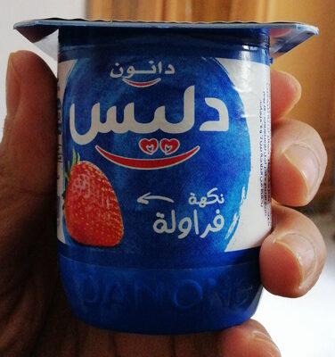 دليس دانون نكهة الفراولة - Product - ar