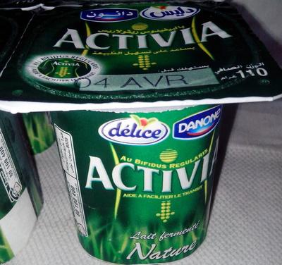 Activia Nature - Product - fr