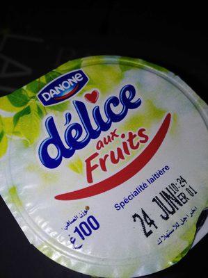 Délice au fruits - Product - fr