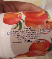 Délice au fruits - Ingredients - fr