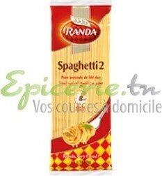 Pâtes Spaghetti 2 Randa - Product - en