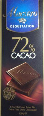 Maestro - Chocolat Noir 72%cacao - نتاج - fr