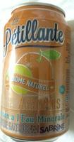 La Pétillante - Produit
