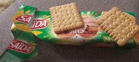 Biscuits Saida - نتاج - fr