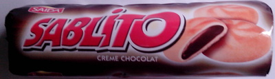 Sablito crème chocolat - نتاج - fr