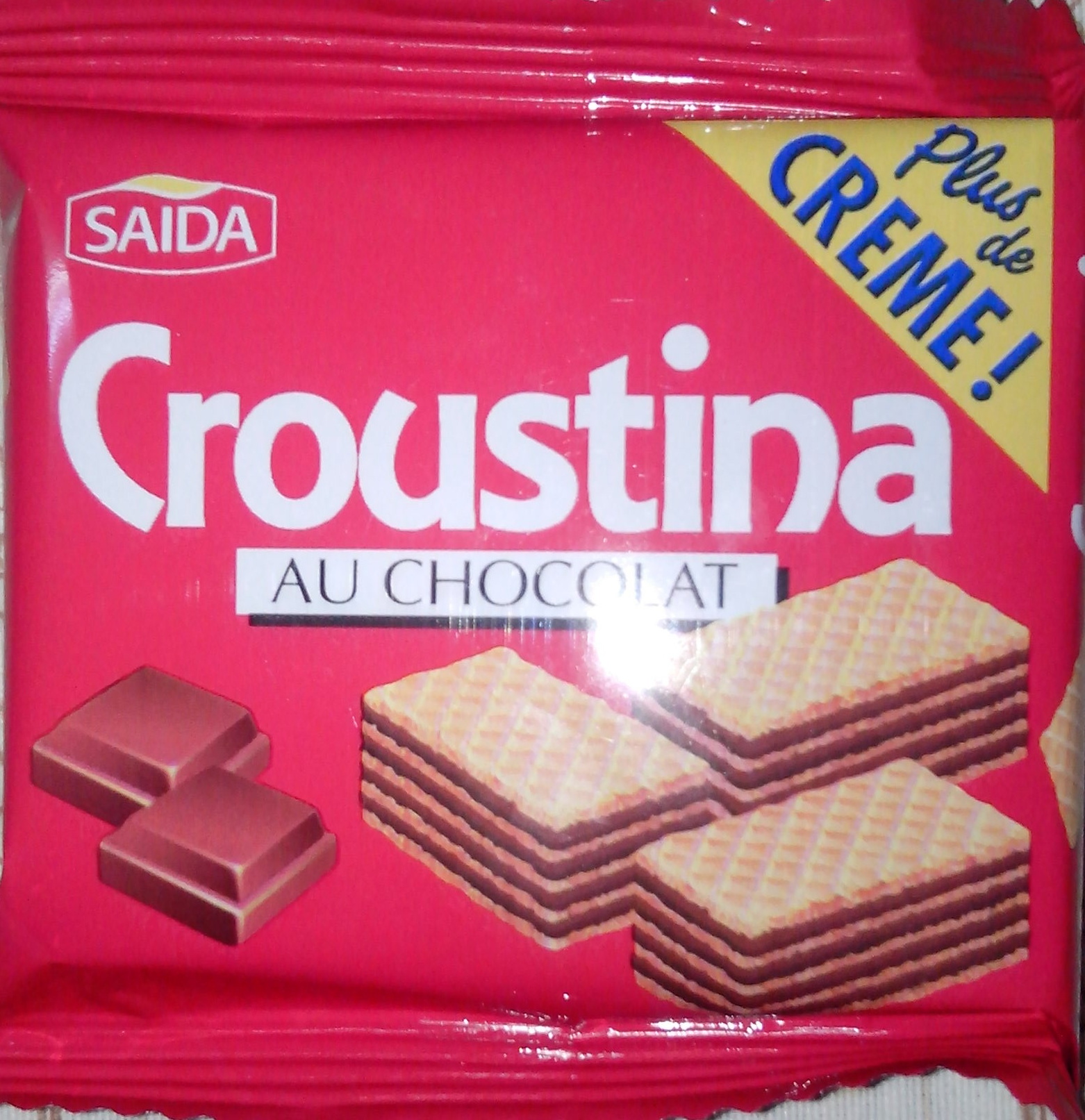 Croustina au Chocolat - نتاج - fr