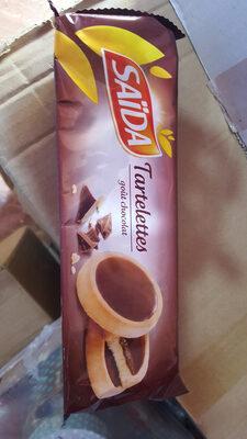 Biscuits Tartelettes Au Chocolat Saida (120G) - Product - fr