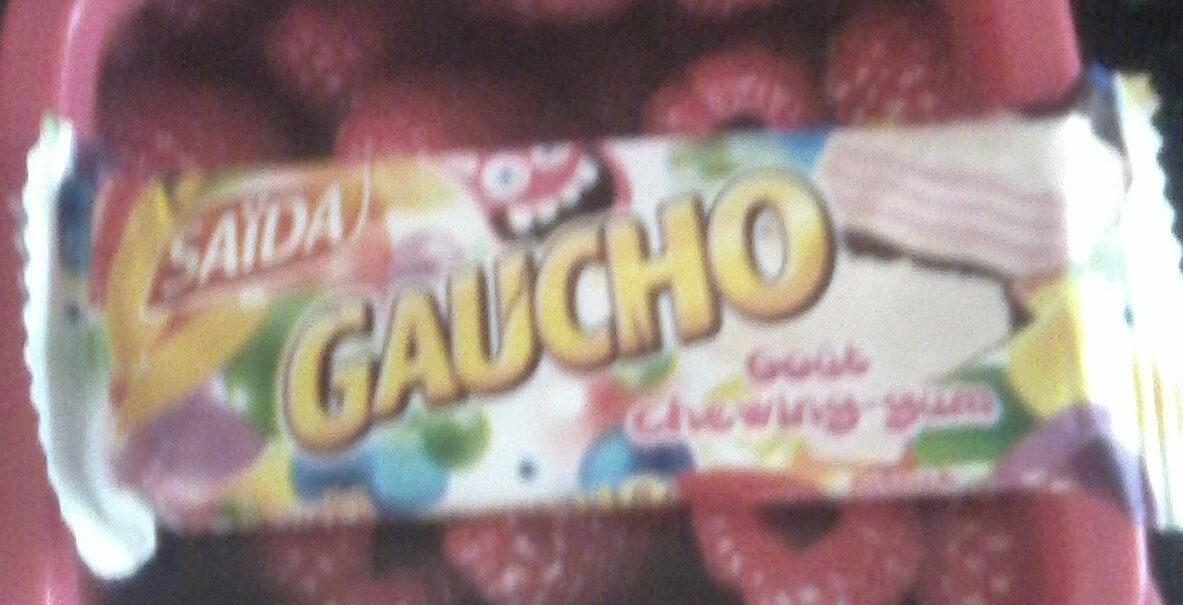 Gaucho chewing-gum - Product