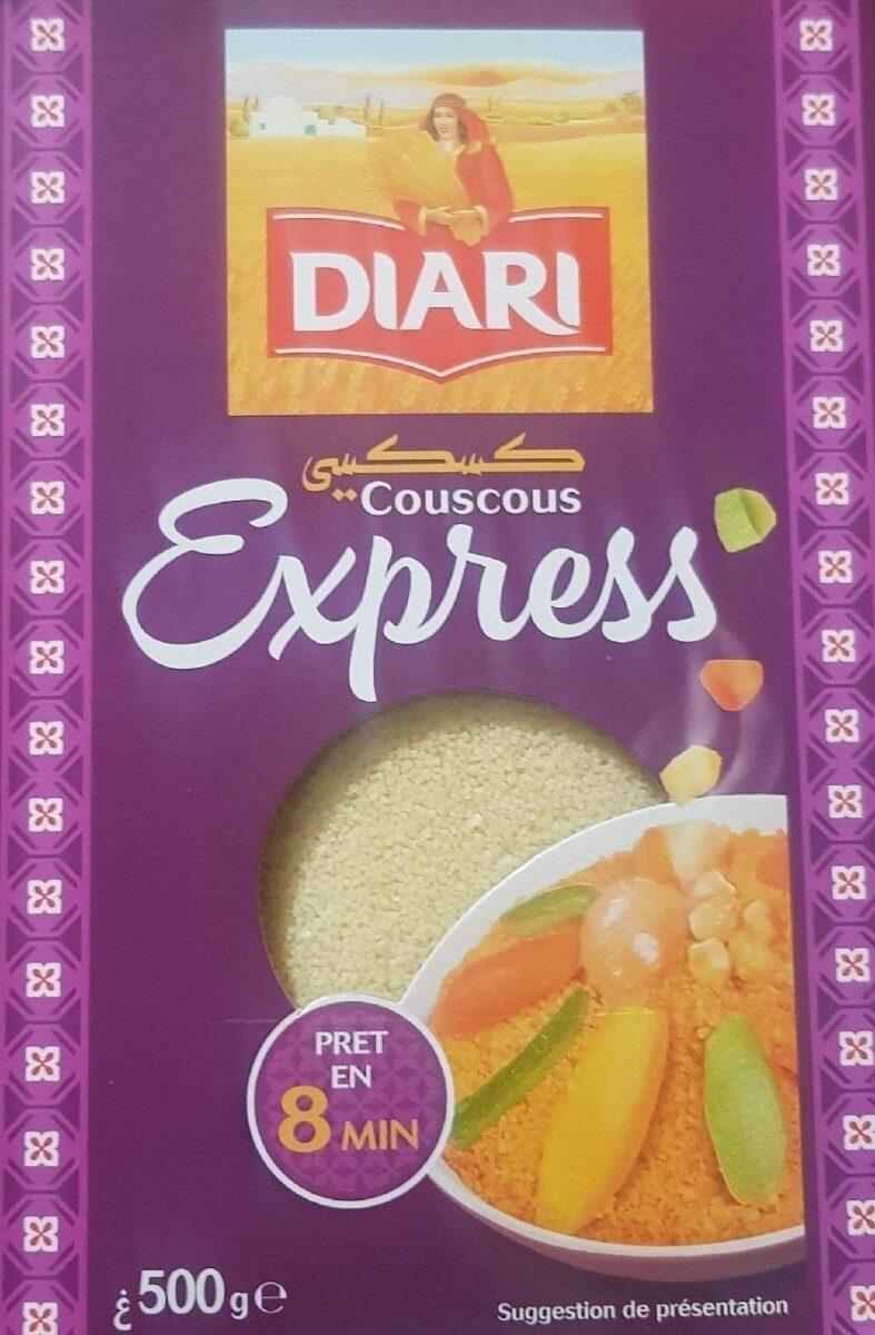 Couscous Diari - Produit - fr
