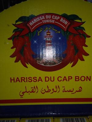 Harissa du cap Bon - Voedigswaarden