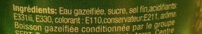Apla - Ingredients