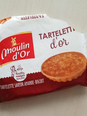 Tartelette d'or - نتاج - fr