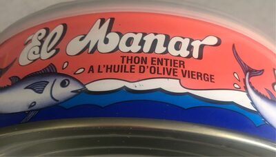 Thon huile d'olive - Prodotto - fr