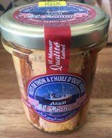Filets de thon a l'huile d'olive vierge - Product - fr