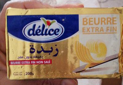 Beurre extra fin - نتاج - fr