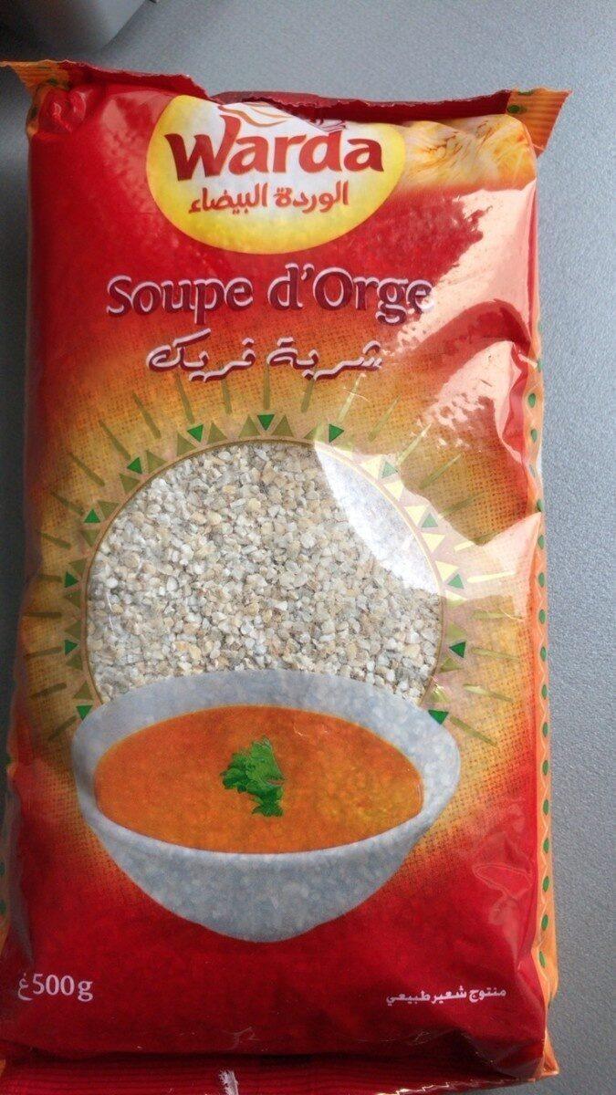 Soupe d'orge - Produit - fr