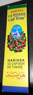 Harissa du Cap-Bon de Tunisie - Produkt - fr