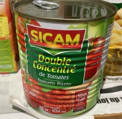 Double concentre tomates - نتاج - fr