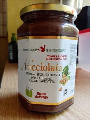Nocciolata - Product