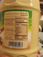 Sesame Syrup - Durra 800G - Informació nutricional