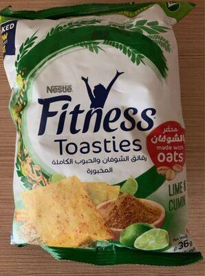 Fitness Toasties - نتاج - fr