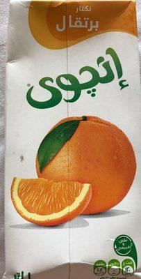 Orange nectar - Produit