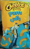 Cheetos Puffs 10eg - Produit - en