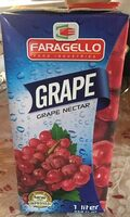 Grape Nectar - Produit - fr