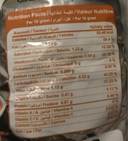 Lion chicken - Informations nutritionnelles - fr