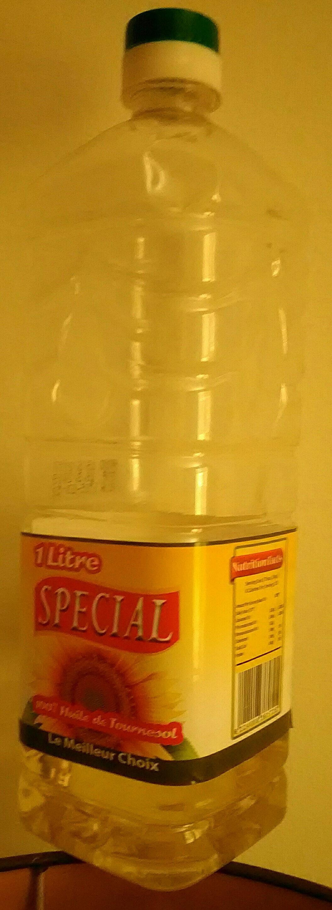 huile de tournesol - Product - fr