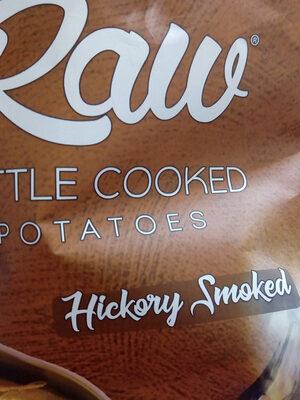 raw kettle cooked - Produit - en