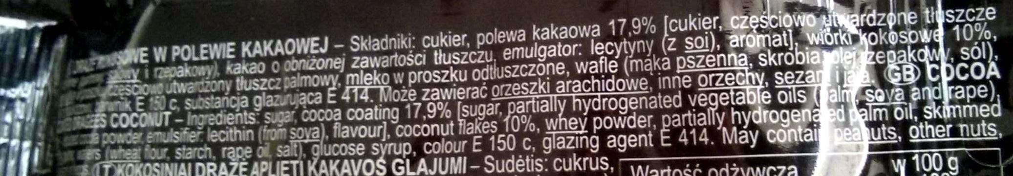 Korsarz - Ingredients