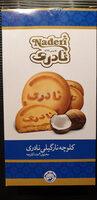 cookie coconut ( koulouché ) - Product