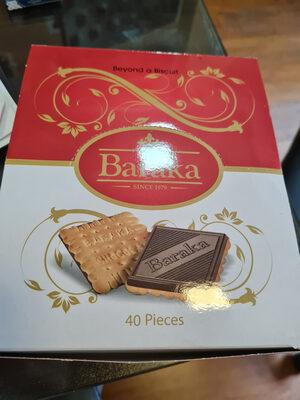 choco biscuit - Produkt - en