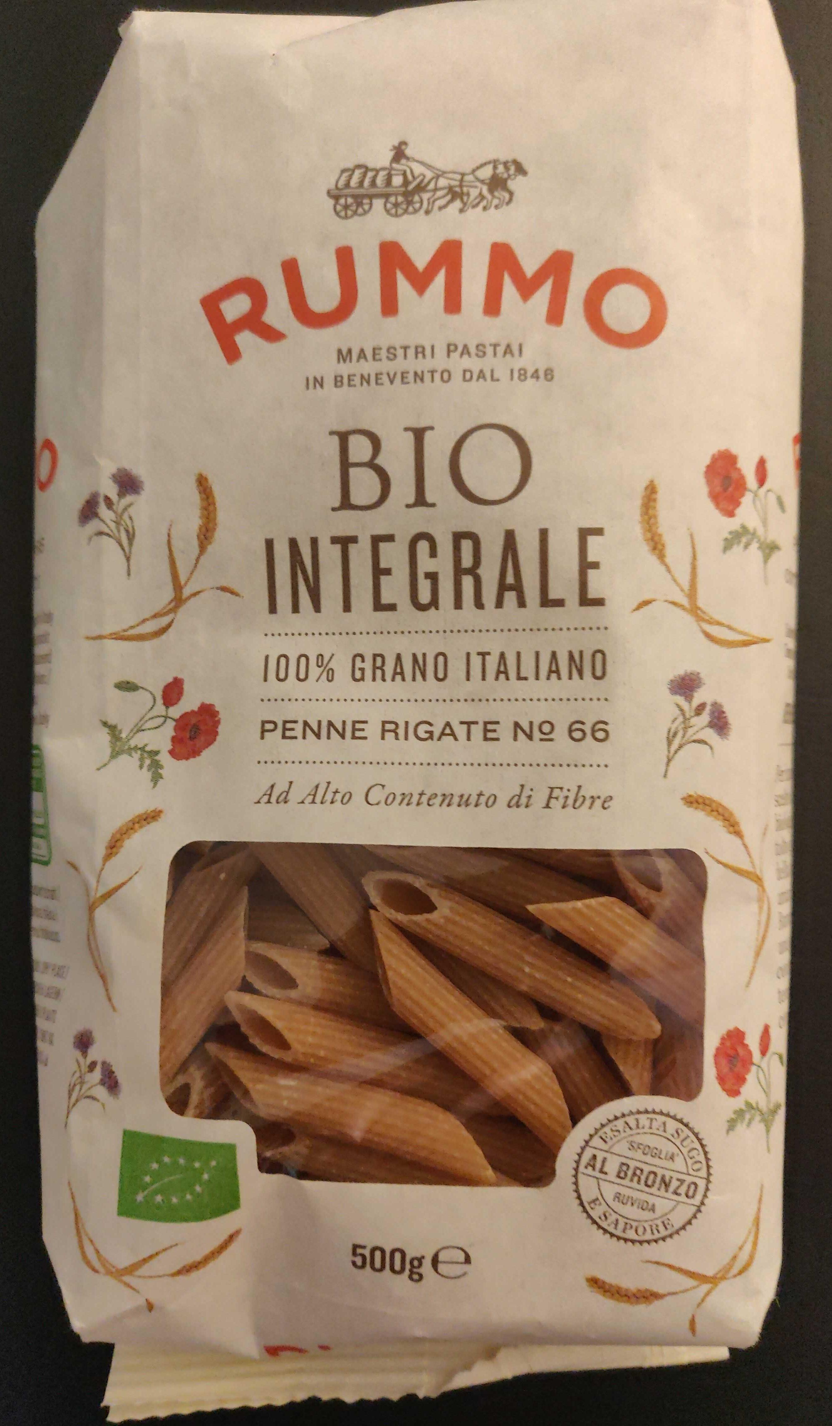 Integrale Penne Rigate No 66 - Prodotto - it