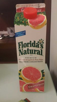 Florida's Natural 100% Grapefruit - Produit