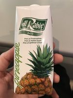 Pineapple Juice - Product