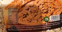 Whole oats hanna - Informations nutritionnelles - en