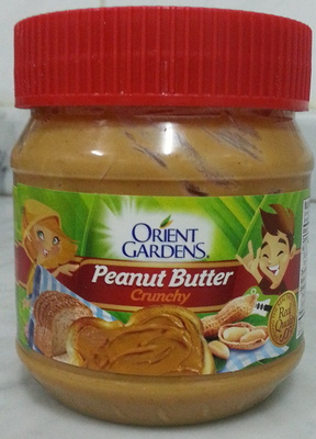 Peanut Butter Crunchy - Product - fr