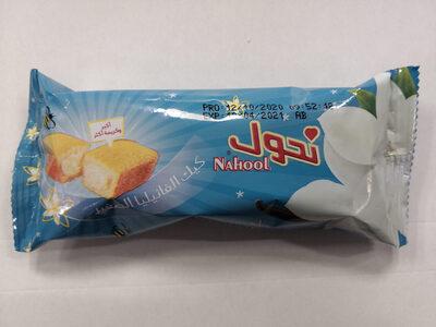 Nahool Mini Cake Vanilla - Produit - en