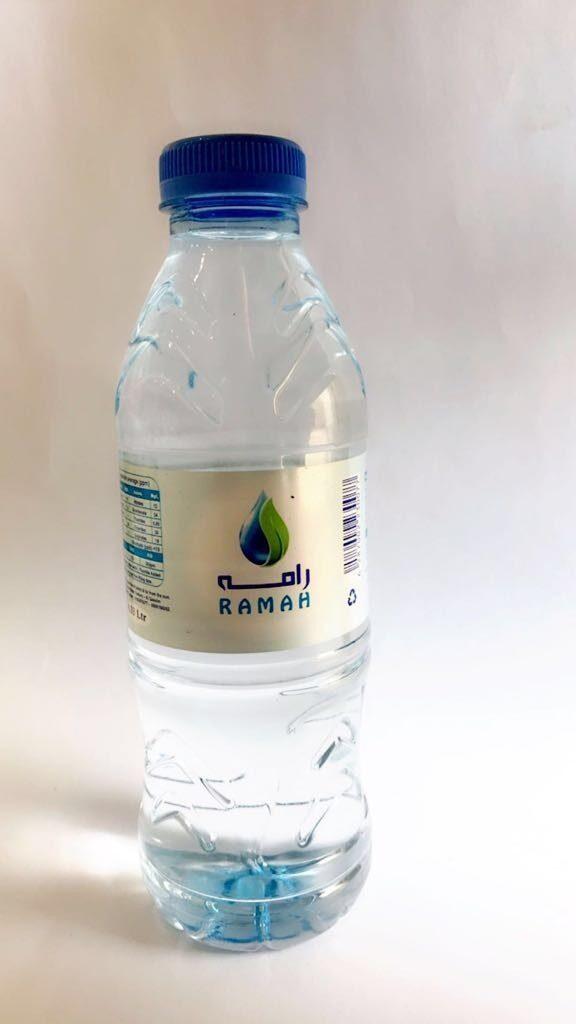 مياه رامة - Ingredients - ar