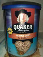 Whole Oats - Produit