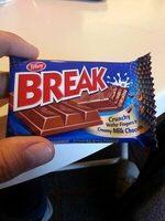 Break Chocolate Fingers - نتاج - en