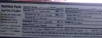 Caramel Biscuit - Produit - fr
