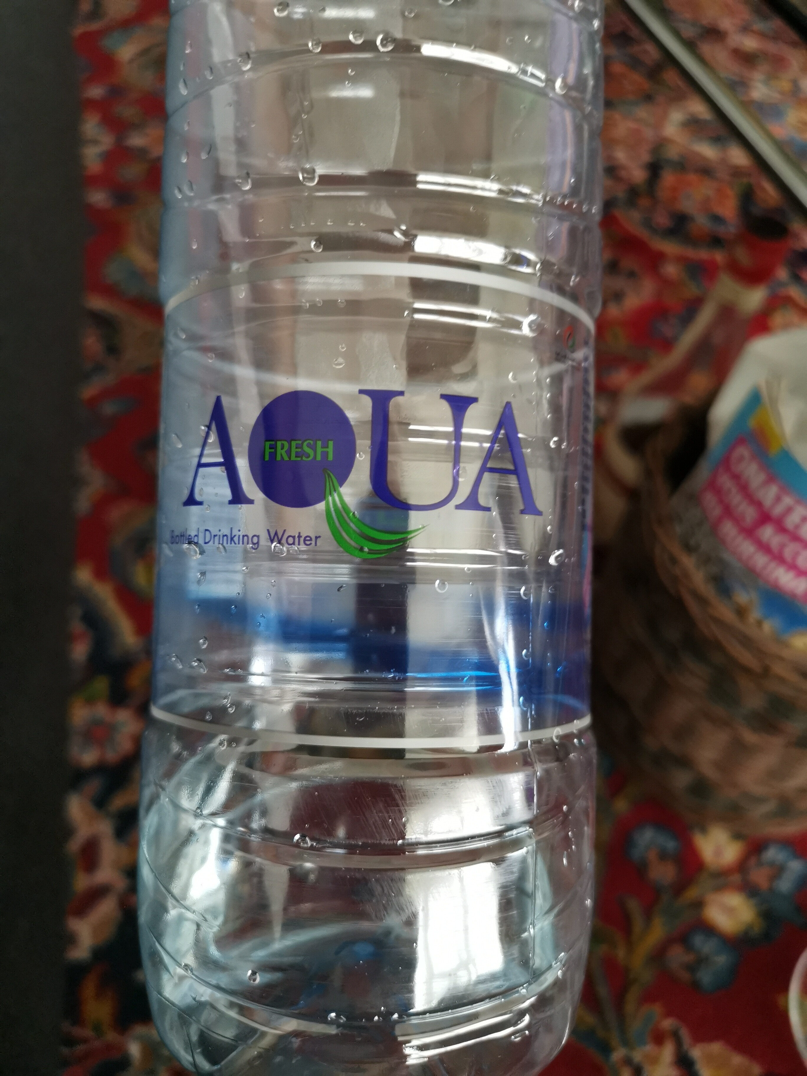 Aqua fresh - Produit - en