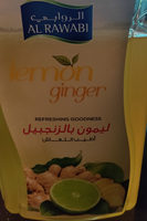lemon ginger - Product