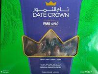 Date Crown Fard Premium Emirates Dates (1KG) - Produit - fr